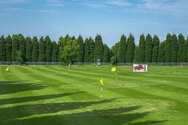 The Shropshire Golf Centre Driving Range
